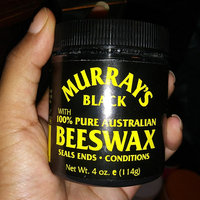 Murrays Black Beeswax 3.5 oz. Jar (Case of 6) uploaded by Deazhane C.