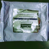 Neutrogena® Makeup Remover Cleansing Towelettes-Night Calming uploaded by María B.