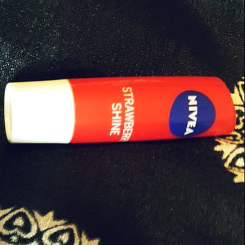 Photo of NIVEA Fruity Shine Strawberry Lip Balm uploaded by Priyanka Y.