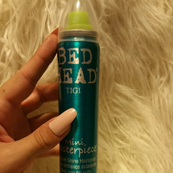 Photo of Bed Head Masterpiece™ Massive Shine Spray uploaded by Ashley N.