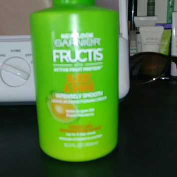 Photo of Garnier Fructis Sleek & Shine Intensely Smooth Leave-In Conditioning Cream uploaded by Neyda M.