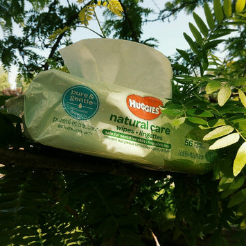 Photo of Huggies® Natural Baby Care Wipes uploaded by Alyssa C.
