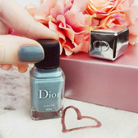 Dior Vernis Couture Color, Gel Shine, Long Wear Nail Lacquer uploaded by Coline 💄.