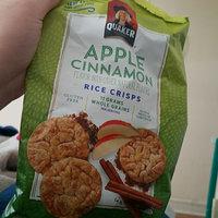 Quaker Quakes Apple Cinnamon Rice Snacks uploaded by Guadalupe L.