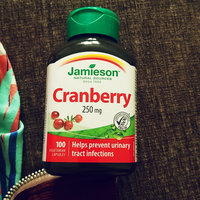 Jamieson Maximum Concentrate Cranberry Complex 500 mg uploaded by Aida E.