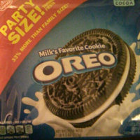 Nabisco Oreo Chocolate Sandwich Cookie uploaded by Mushell R.