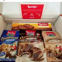 Loacker Quadratini Cocoa & milk Wafer uploaded by Johannah S.