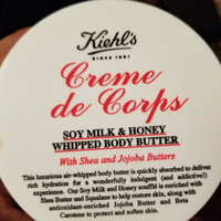 Kiehl's Creme de Corps Soy Milk & Honey Whipped Body Butter uploaded by Andrea B.