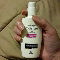 Neutrogena® Oil-Free Moisture Broad Spectrum SPF 35 uploaded by Fabiana H.