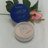 Rimmel London Match Perfection Loose Transparent Powder uploaded by Kharia M.