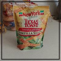 New York® Texas Toast Zesty Southwest Crunch Chipotle Cheddar Flavored Tortilla Strips 5 oz. Bag uploaded by Joy H.
