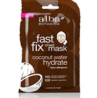 Alba Botanica Fast Fix Sheet Mask Coconut Water Hydrate uploaded by Alicia J.