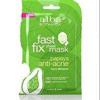Alba Botanica Fast Fix Sheet Mask Papaya Anti-Acne uploaded by Alicia J.