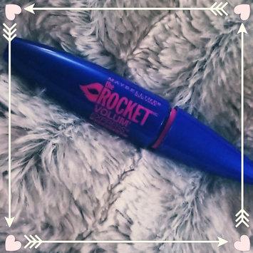 Photo of Maybelline Volum' Express® The Rocket® Washable Mascara uploaded by Whitney R.