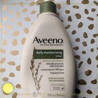Aveeno® Daily Moisturizing Lotion uploaded by Corisa K.