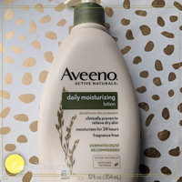 Aveeno® Daily Moisturizing Lotion uploaded by Corisa K.