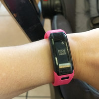 Garmin - Vivosmart Hr Activity Tracker + Heart Rate - Purple uploaded by Rachael B.