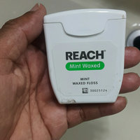 REACH® Mint Waxed Floss uploaded by Joseth C.