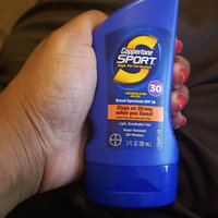 Coppertone SPORT® Sunscreen Lotion SPF 30 uploaded by Semaria S.