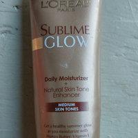 Sublime Glow Plus Natural Skin Tone Enhancer For Medium Skin Tones Moisturizer 8 Fl Oz Tube uploaded by Deborah T.