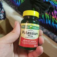 Spring Valley Natural Heart & Circulation Potassium Gluconate uploaded by Anastasya V.