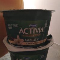 Activia®  Vanilla Probiotic Yogurt uploaded by Priscilla C.