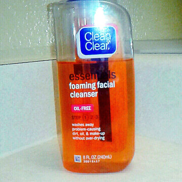Photo of Clean & Clear® Essentials Foaming Facial Cleanser uploaded by Sierra M.