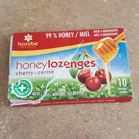 Honey Cough Drops - 100% pure Honey Cough Drop Lozenges with Menthol and Eucalyptus - Pack of 10 Pure Honey Cough Drops w/ Lemon for Cough Relief from Honibe uploaded by Joy G.