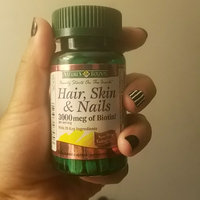 Nature's Bounty Hair, Skin & Nails uploaded by Brittany J.