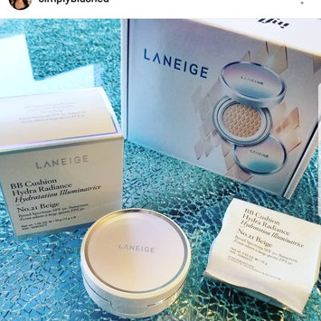 Photo of LANEIGE BB Cushion Hydra Radiance uploaded by Lucy D.
