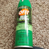 OFF! Deep Woods Insect Repellent uploaded by Marian A.