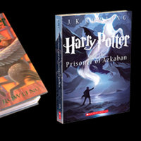 The Harry Potter Series uploaded by Tracey C.