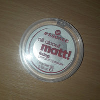 Essence All About Matt! Fixing Compact Powder uploaded by Eliza M.