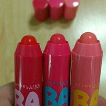 Photo of Maybelline Baby Lips® Moisturizing Lip Balm uploaded by Ruba F.