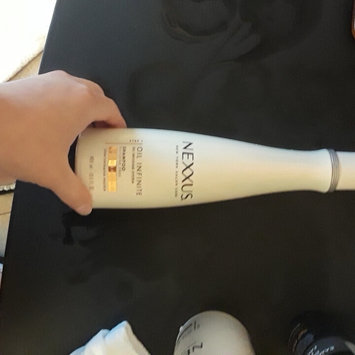 Photo of NEXXUS® OIL INFINITE CONDITIONER FOR DULL OR UNRULY HAIR uploaded by Jennifer T.
