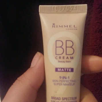 Photo of Rimmel London BB Cream 9-in-1 Skin Perfecting Super Makeup uploaded by Paola E.