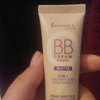 Rimmel London BB Cream 9-in-1 Skin Perfecting Super Makeup uploaded by Paola E.