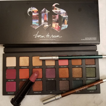 Photo of URBAN DECAY Born To Run Eyeshadow Palette uploaded by Kelly M.