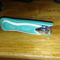 Heel to Toe Sure Grip Toenail Clipper uploaded by Jacqueline M.