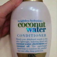 OGX® Coconut Water Conditioner uploaded by Tasha H.