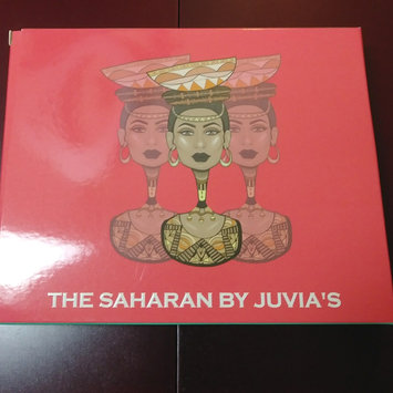 Photo of Juvias Place The Saharan Eyeshadow Palette uploaded by BREA D.