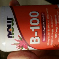 Now Foods NOW Foods - B-100 Sustained Release - 100 Tablets uploaded by Jonathan M.
