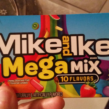 Photo of Just Born *New Flavor* Mike and Ike Megamix Theater Box (2 Pack) uploaded by Jonathan M.