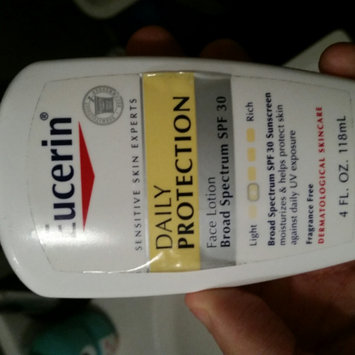 Photo of Eucerin Face Lotion and Sunscreen 30 SPF uploaded by Jonathan M.