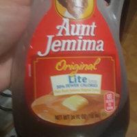 Aunt Jemima® Lite Syrup uploaded by Ana A.