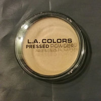 L.A. Colors Pressed Powder uploaded by Angelique P.