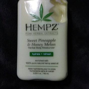 Photo of Hempz Sweet Pineapple & Honey Melon Moisturizer uploaded by Lisa M.