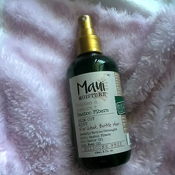 Photo of Maui Moisture Thicken & Restore + Bamboo Fibers Blow Out Mist 8 fl. oz. Bottle uploaded by Aide D.