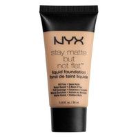 NYX Stay Matte But Not Flat Liquid Foundation uploaded by zineb a.