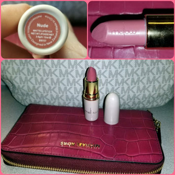Photo of Mellow Cosmetics Creamy Matte Lipstick - Nude uploaded by Mandi U.
